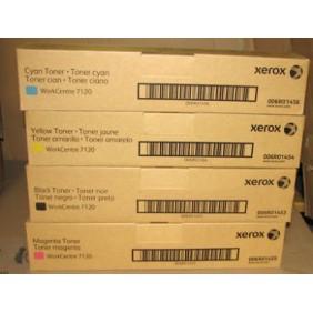 Takım Toner  006R01453 006R01454 006R01455 006R01456 006R01457 006R01458 006R01459 006R01460 6R1461 Xerox 7120/7125/7220/7225